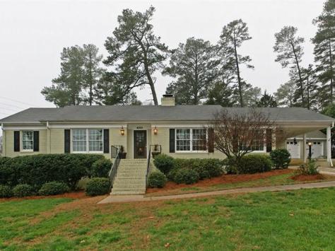 4001 Glen Laurel Dr, Raleigh, NC
