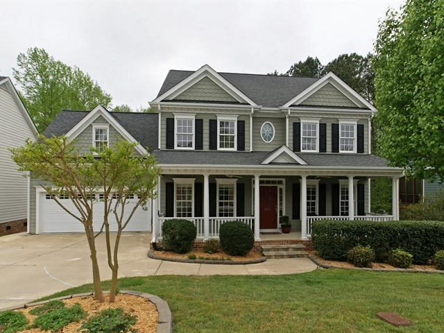 Homes for sale in apex linda trevor company 39 s weblog for 3 story house
