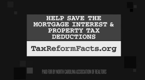 NCAR Commercial for Tax Reform Starring LT_April 2013